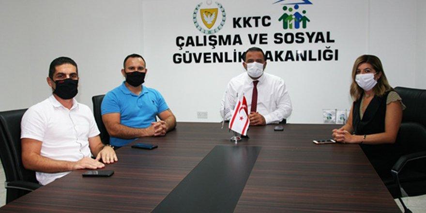 KTAMS, Trafik Dairesi ve Şehir Planlama Dairesi'ndeki greve devam edecek