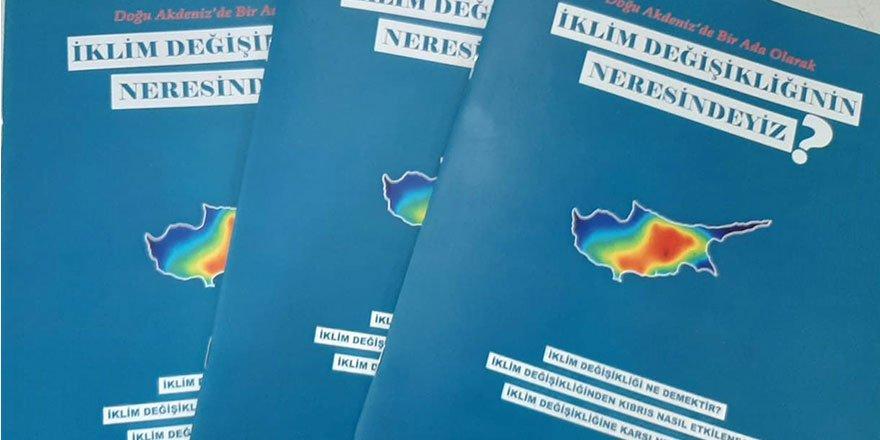 'İklim Değişikliğine Kıbrıs'tan Bakış' kitabı yayımlandı