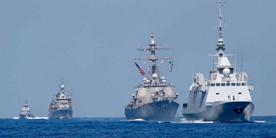 Doğu Akdeniz'de yeni NAVTEX ilanı