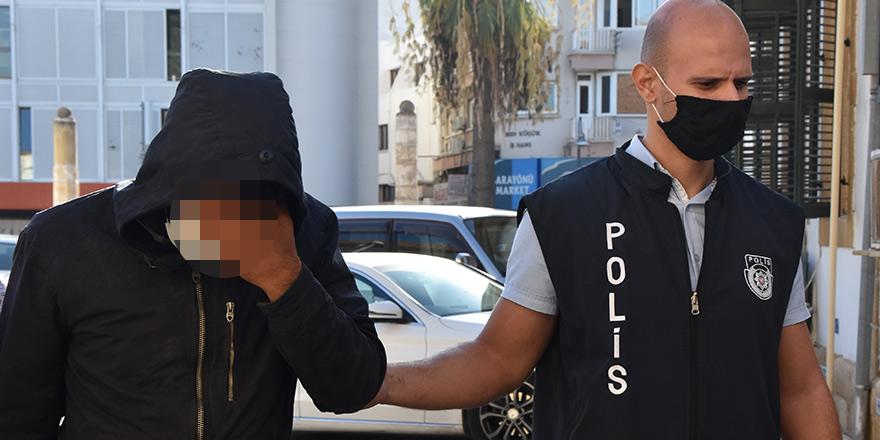 Elli bin TL'yi çalmakla suçlanıyor