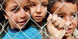 Suriyeli Çocuklar İçin Açlık Grevi
