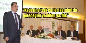 Fellahoğlu projelerini basınla paylaştı