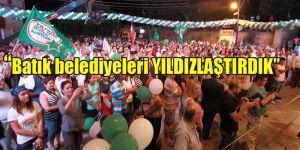 Lefkoşa'da gövde gösterisi