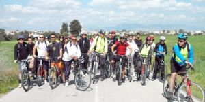 """""""Bisiklet Yolu İstiyoruz"""" diyecekler"""