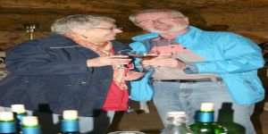 Nitovikla Eko-Bio Otel'de Şarap Tadımı
