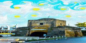 Van Gogh Kıbrıs'ta