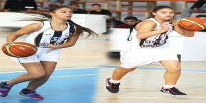 Basketbol ve atletizmde genç yaşta başarıya koşan iki isim  Kadıoğlu Kardeşler