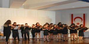 14. Genç Yetenekler Konseri Gerçekleştirildi