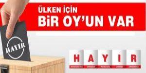 NEDEN  HAYIR?
