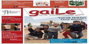 Gaile Yayın Kurulundan vicdani görev
