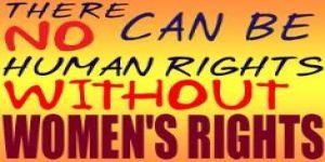 İnsan hakları kadın haklarını içerir mi?