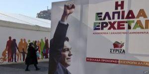 """Yunanistan'ın """"Çapulcuları"""" İktidar Yolunda mı?"""