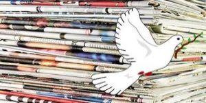 """""""YAZIYOR YAZIYOR""""!: Barış ile Gerçeğin Dilinin Kesiştiği Yeri Aramak"""