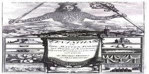 Thomas Hobbes'un Mitik Figürü Leviathan'ın İkonografik Anlamı