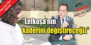 Fellahoğlu, 14 aylık hedeflerini anlattı