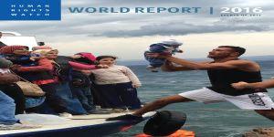 İnsan Hakları İzleme Örgütü 2016 Dünya Raporu'ndan (i)