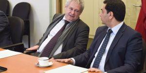 Kıbrıs müzakereleri yeniden Mont Pelerin'e taşındı