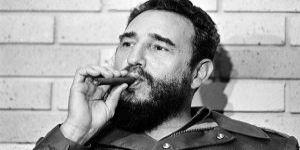 Fidel Castro..