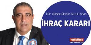 Mustafa Emiroğluları İSTİFA ETTİ