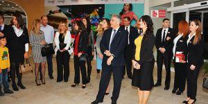 Limasol Bankası City Mall AVM şubesi hizmette
