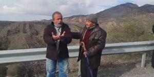 Salih Öztürk: Canım pahasına da olsa bu yolu kapatacağım