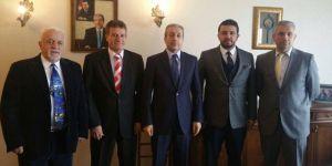 YDP, AKP ile bir araya geldi