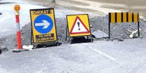 Dikkat: Girne'de yol çalışması yapılacak