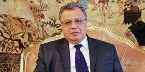Öldürülen Rus Büyükelçisinin ismi sokak adı olacak