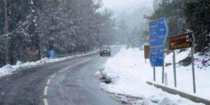 Trodos'a tüm yollar kapatıldı