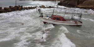 Balıkçılar, mendirek istiyor
