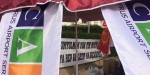 Eylem çadırı 7. gününde