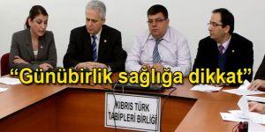 14 Mart Tıp Haftası basın toplantısıyla başladı