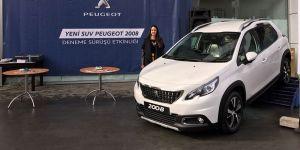 Peugeot 2008 görücüye çıktı