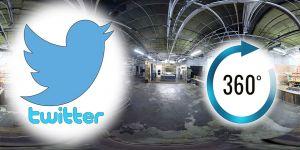 Twitter'den, 360 derece canlı yayın özelliği