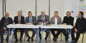 'Tüm Kıbrıs Sendikalar Forumu'ndan liderlere destek