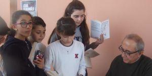 Ataol Behramoğlu, Kıbrıslı şairleri andı