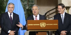 GUTERRES BASIN TOPLANTISI VİDEO