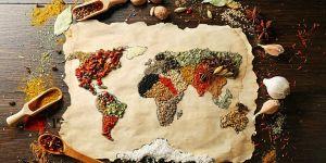 Dünyamız 'yemek'