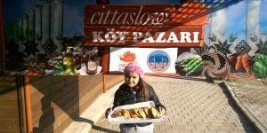 Yeniboğaziçi'nde cittaslow köy pazarı kuruluyor.