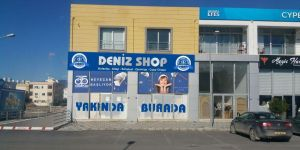 Deniz Plaza 13'ncü şubesini açıyor