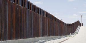 Meksika sınırına duvar