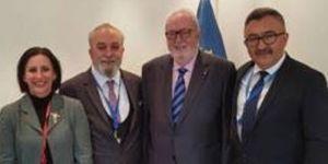 Çağlar'dan AKPA'da öneri: Liderler Strazburg'a davet edilmeli