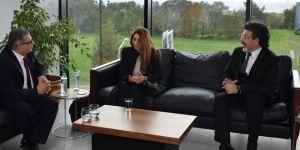 YÖDAK, Uluslararası Final Üniversitesini ziyaret etti
