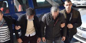 Kaçak nargile tütünü ele geçirildi, 5 tutuklu
