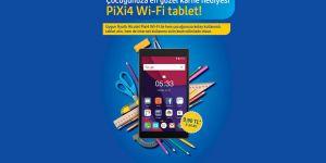 """""""Çocuğunuza en güzel karne hediyesi  Alcatel PiXi4 WiFi tablet"""""""