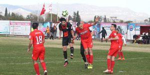 Dumlupınar penaltı ile: 0-1