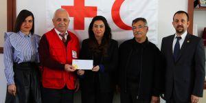 Halep için 47 bin TL bağış