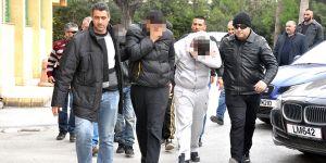 2 KG'ya yakın uyuşturucu  6 tutuklu