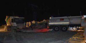 Çayırova'da iş kazasında feci ölüm