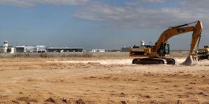 """Gürcafer: """"Havalimanı inşaatında denetim yapılması engelleniyor"""""""